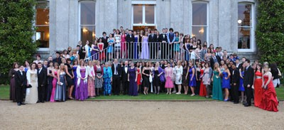 Kingston Maurward a great location for your Prom