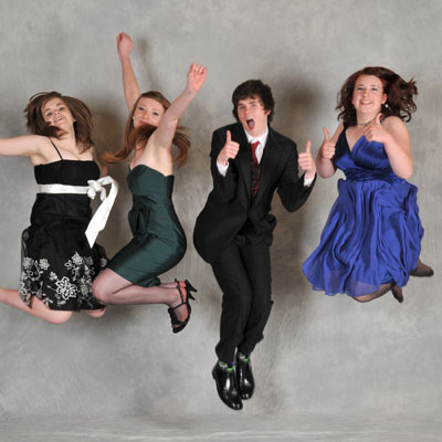Wareham Purbeck School Prom 2010