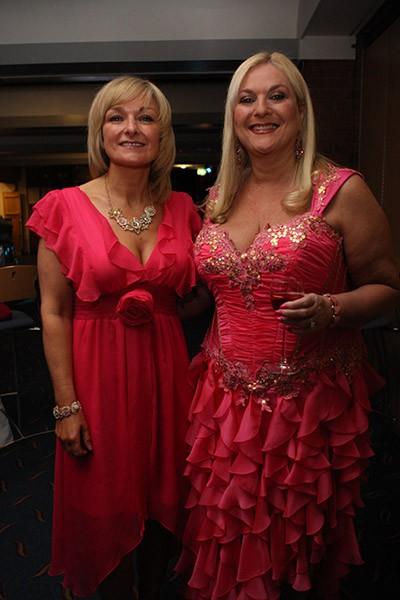 Vanessa Feltz Pink Ball Host