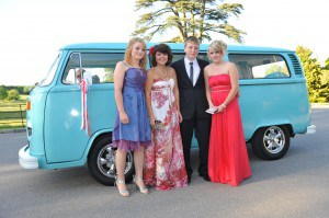 Purbeck Prom 2011 Arrivals