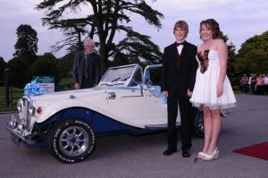 Thomas Hardye Prom 2011