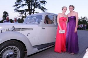 Thomas Hardye Prom 2011 at Kingston Maurward