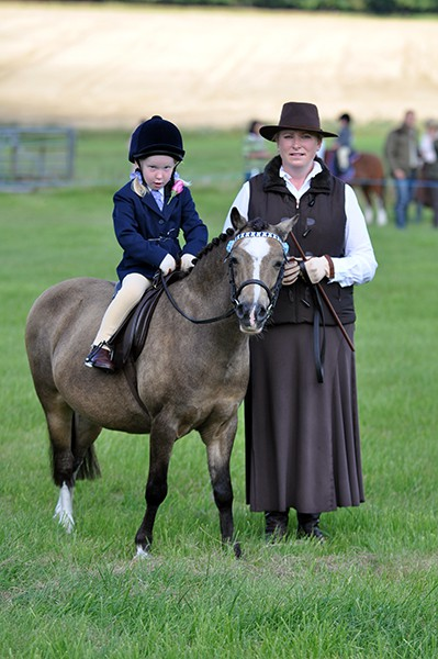 Equestrian Showing South Dorset Hunt Show