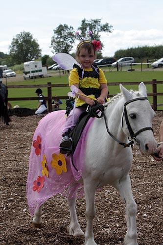 Showing in Hand - Equestrian Fancy Dress