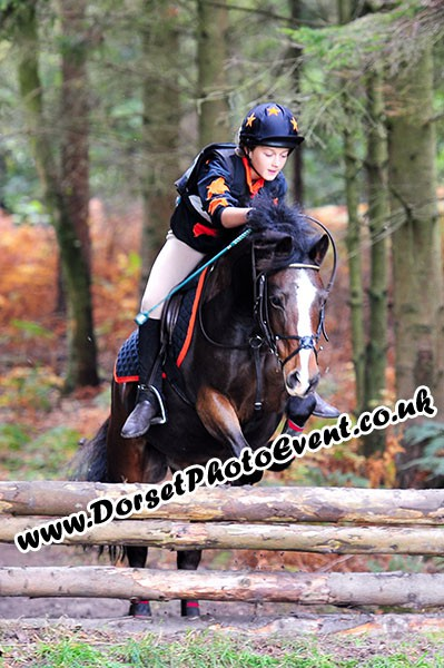 Hunter Trial Photography at Lulworth Equestrian Centre