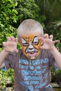 Face Painting & Chroma Key Photography