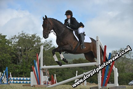 Equestrian High Jump Photography Dorset