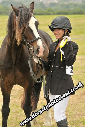 Equestrian Photographer Dorset In Hand Showing