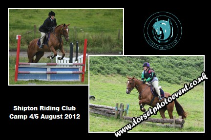 Shipton Riding Club Summer Camp Equestrian Montage
