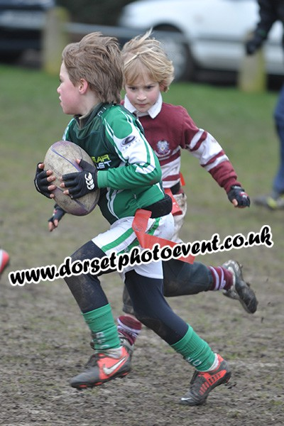 Tag Rugby Photographer Dorset
