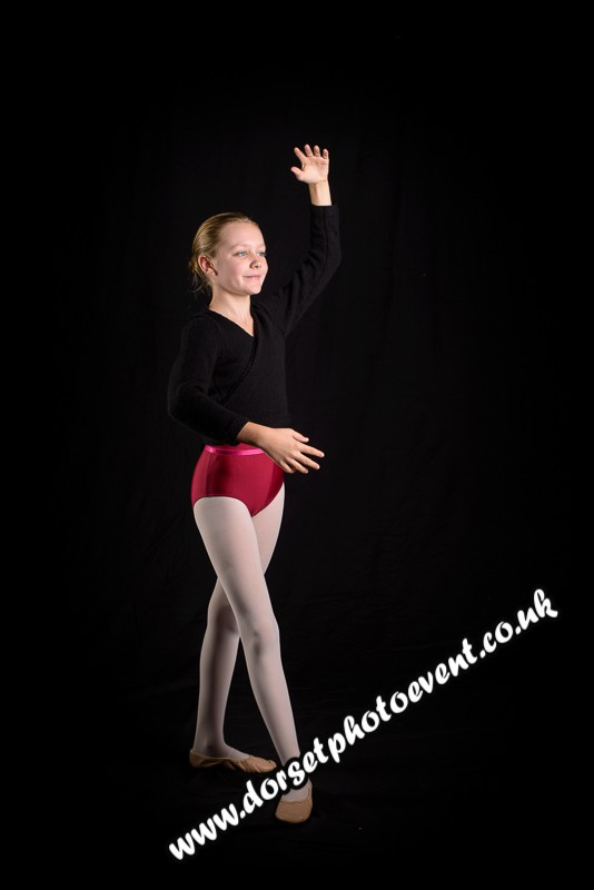 Ballet Photography Studio