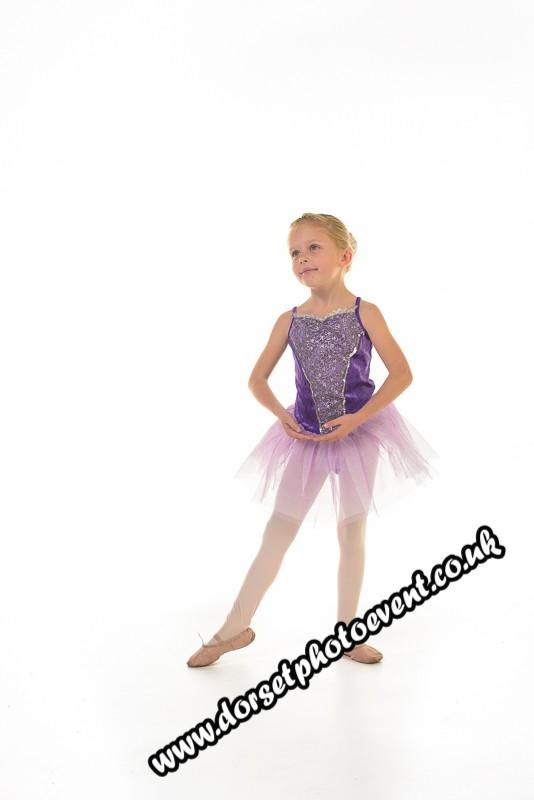 Ballerina photography Dorset